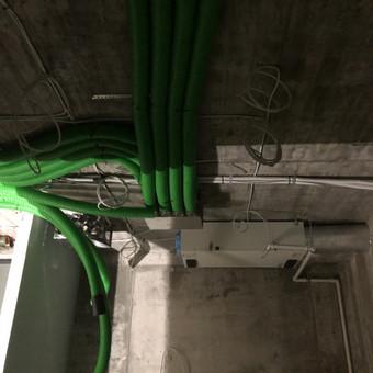 Vedinimo , kondicionavimo , santechnikos darbai. / MB Ainoro sistemos / Darbų pavyzdys ID 988853