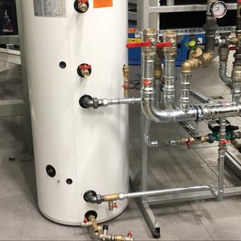 Vedinimo , kondicionavimo , santechnikos darbai. / MB Ainoro sistemos / Darbų pavyzdys ID 988855