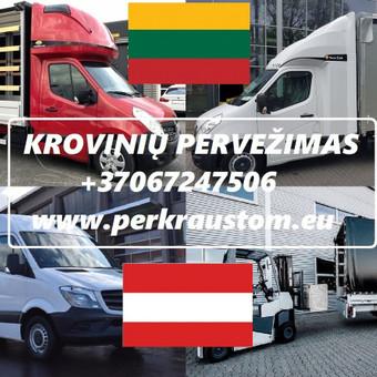 VOKIETIJA  - LIETUVA Kroviniu Pervezimas / voris / Darbų pavyzdys ID 989537