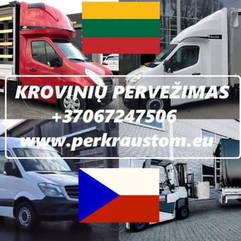 VOKIETIJA  - LIETUVA Kroviniu Pervezimas / voris / Darbų pavyzdys ID 989541