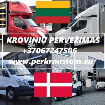 VOKIETIJA  - LIETUVA Kroviniu Pervezimas / voris / Darbų pavyzdys ID 989543