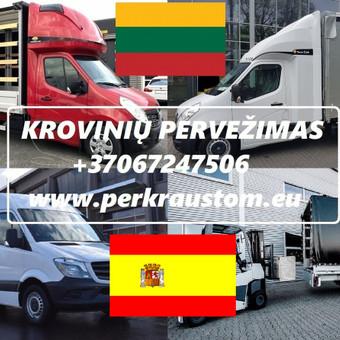 VOKIETIJA  - LIETUVA Kroviniu Pervezimas / voris / Darbų pavyzdys ID 989545