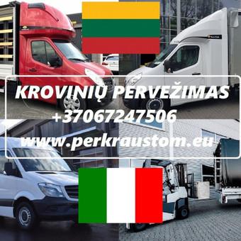 VOKIETIJA  - LIETUVA Kroviniu Pervezimas / voris / Darbų pavyzdys ID 989547
