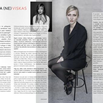 "Interviu žurnale ""SWO"""