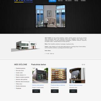 Internetinių svetainių | El-parduotuvių kūrimas Jūsų mieste / Jonas Urbonas / Darbų pavyzdys ID 105111