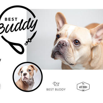 """""""Best Buddy"""" internetinės parduotuvės LOGOTIPAS"""