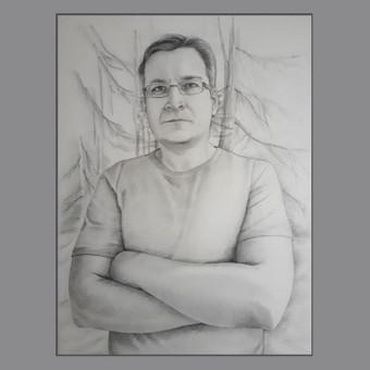 Piešiu iš nuotraukų Painting From Photo / Alina Garbačauskaitė / Darbų pavyzdys ID 993909