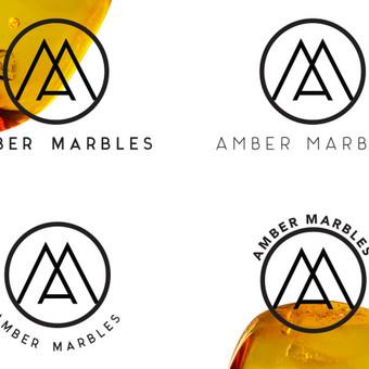 AMBER MARBLES logo