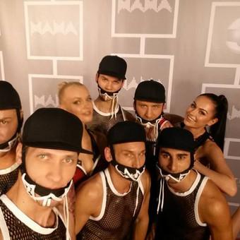 Pinup Girls Team...