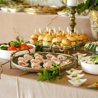 Išvežamieji renginiai. Vestuvės, verslo renginiai. / Food Stories / Darbų pavyzdys ID 996365