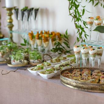 Išvežamieji renginiai. Vestuvės, verslo renginiai. / Food Stories / Darbų pavyzdys ID 996373