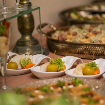 Išvežamieji renginiai. Vestuvės, verslo renginiai. / Food Stories / Darbų pavyzdys ID 996381