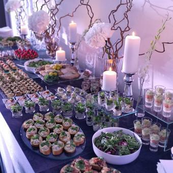 Išvežamieji renginiai. Vestuvės, verslo renginiai. / Food Stories / Darbų pavyzdys ID 996405