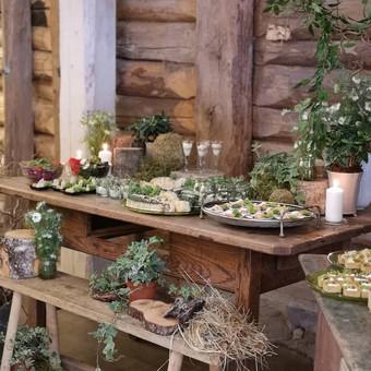 Išvežamieji renginiai. Vestuvės, verslo renginiai. / Food Stories / Darbų pavyzdys ID 996411