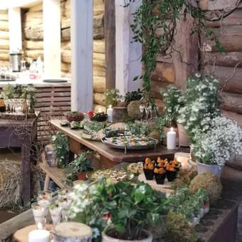 Išvežamieji renginiai. Vestuvės, verslo renginiai. / Food Stories / Darbų pavyzdys ID 996421