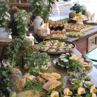 Išvežamieji renginiai. Vestuvės, verslo renginiai. / Food Stories / Darbų pavyzdys ID 996425