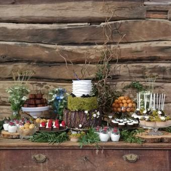 Išvežamieji renginiai. Vestuvės, verslo renginiai. / Food Stories / Darbų pavyzdys ID 996429