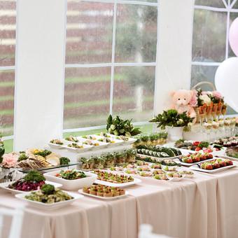 Išvežamieji renginiai. Vestuvės, verslo renginiai. / Food Stories / Darbų pavyzdys ID 996575