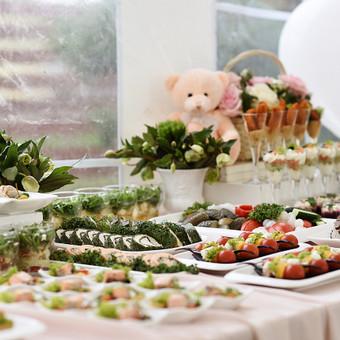 Išvežamieji renginiai. Vestuvės, verslo renginiai. / Food Stories / Darbų pavyzdys ID 996577