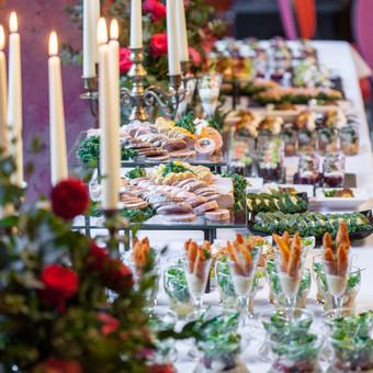 Išvežamieji renginiai. Vestuvės, verslo renginiai. / Food Stories / Darbų pavyzdys ID 996593