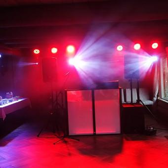 Vedėjas ir DJ viename - kokybiškas įgarsinimas, apšvietimas / Justinas Sruoginis / Darbų pavyzdys ID 999719