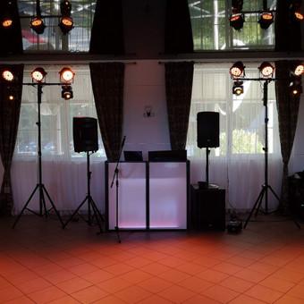 Vedėjas ir DJ viename - kokybiškas įgarsinimas, apšvietimas / Justinas Sruoginis / Darbų pavyzdys ID 999735