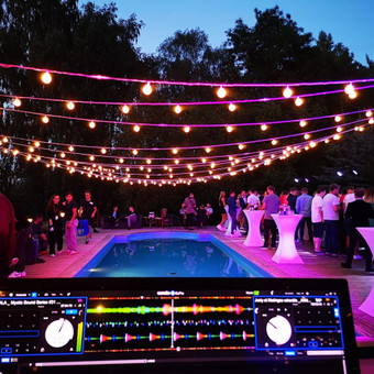 Vedėjas ir DJ viename - kokybiškas įgarsinimas, apšvietimas / Justinas Sruoginis / Darbų pavyzdys ID 999761
