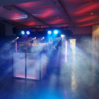 Vedėjas ir DJ viename - kokybiškas įgarsinimas, apšvietimas / Justinas Sruoginis / Darbų pavyzdys ID 999781
