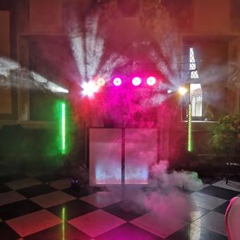 Vedėjas ir DJ viename - kokybiškas įgarsinimas, apšvietimas / Justinas Sruoginis / Darbų pavyzdys ID 999783