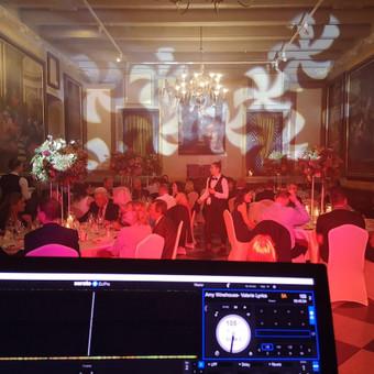 Vedėjas ir DJ viename - kokybiškas įgarsinimas, apšvietimas / Justinas Sruoginis / Darbų pavyzdys ID 999787