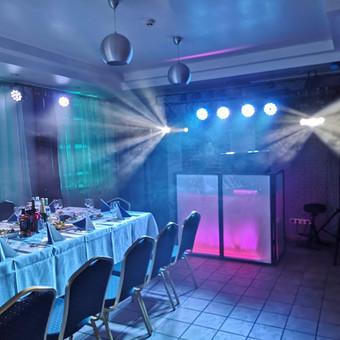 Vedėjas ir DJ viename - kokybiškas įgarsinimas, apšvietimas / Justinas Sruoginis / Darbų pavyzdys ID 999791
