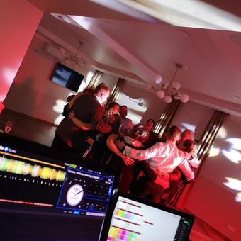 Vedėjas ir DJ viename - kokybiškas įgarsinimas, apšvietimas / Justinas Sruoginis / Darbų pavyzdys ID 999797