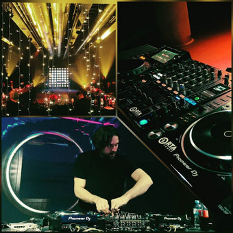 Vedėjas ir DJ viename - kokybiškas įgarsinimas, apšvietimas / Justinas Sruoginis / Darbų pavyzdys ID 999833
