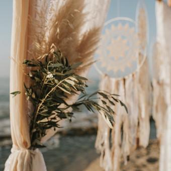 Vestuvių ir kitų gyvenimo švenčių dekoras/stilizavimas / Vilma Unikienė / Darbų pavyzdys ID 1001239