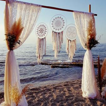 Vestuvių ir kitų gyvenimo švenčių dekoras/stilizavimas / Vilma Unikienė / Darbų pavyzdys ID 1001243