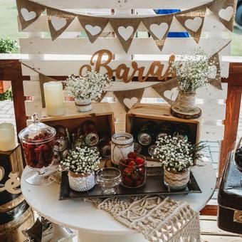 Vestuvių ir kitų gyvenimo švenčių dekoras/stilizavimas / Vilma Unikienė / Darbų pavyzdys ID 1001289