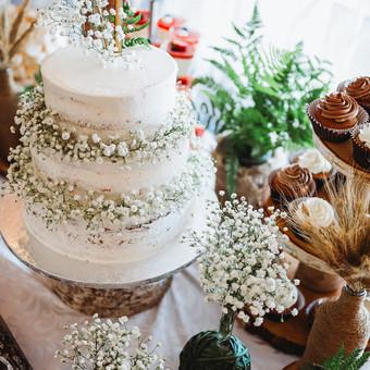 Vestuvių ir kitų gyvenimo švenčių dekoras/stilizavimas / Vilma Unikienė / Darbų pavyzdys ID 1001291