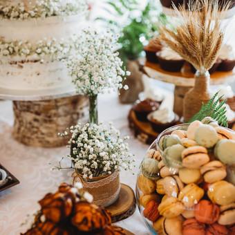Vestuvių ir kitų gyvenimo švenčių dekoras/stilizavimas / Vilma Unikienė / Darbų pavyzdys ID 1001299
