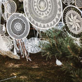 Vestuvių ir kitų gyvenimo švenčių dekoras/stilizavimas / Vilma Unikienė / Darbų pavyzdys ID 1001301
