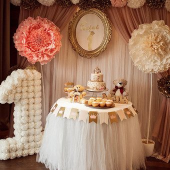 Vestuvių ir kitų gyvenimo švenčių dekoras/stilizavimas / Vilma Unikienė / Darbų pavyzdys ID 1001305