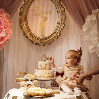 Vestuvių ir kitų gyvenimo švenčių dekoras/stilizavimas / Vilma Unikienė / Darbų pavyzdys ID 1001309