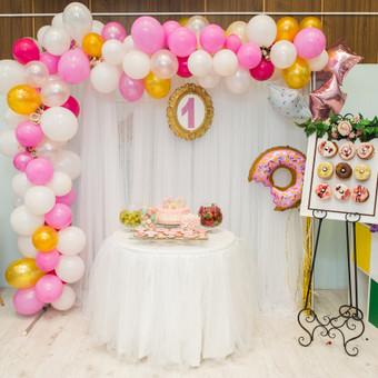 Vestuvių ir kitų gyvenimo švenčių dekoras/stilizavimas / Vilma Unikienė / Darbų pavyzdys ID 1001315
