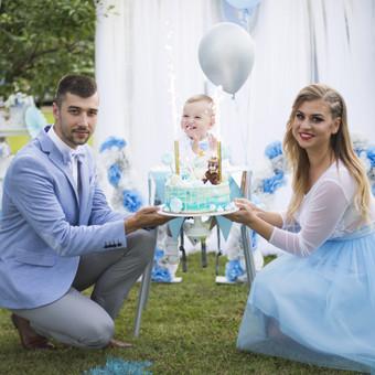 Vestuvių ir kitų gyvenimo švenčių dekoras/stilizavimas / Vilma Unikienė / Darbų pavyzdys ID 1001335