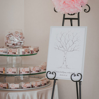 Vestuvių ir kitų gyvenimo švenčių dekoras/stilizavimas / Vilma Unikienė / Darbų pavyzdys ID 1001355