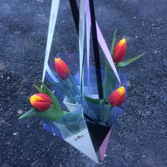 Dalios Gėlės - puokštės, kompozicijos, gėdulo vainikai / Dalia Pranskevičienė / Darbų pavyzdys ID 1001515