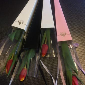 Dalios Gėlės - puokštės, kompozicijos, gėdulo vainikai / Dalia Pranskevičienė / Darbų pavyzdys ID 1001517