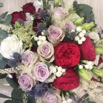 Dalios Gėlės - puokštės, kompozicijos, gėdulo vainikai / Dalia Pranskevičienė / Darbų pavyzdys ID 1001537
