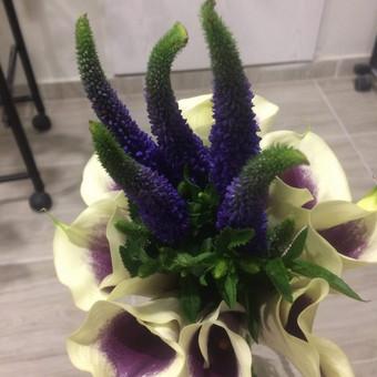 Dalios Gėlės - puokštės, kompozicijos, gėdulo vainikai / Dalia Pranskevičienė / Darbų pavyzdys ID 1001541