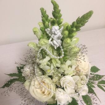 Dalios Gėlės - puokštės, kompozicijos, gėdulo vainikai / Dalia Pranskevičienė / Darbų pavyzdys ID 1001545