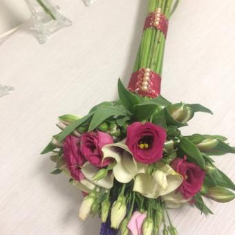 Dalios Gėlės - puokštės, kompozicijos, gėdulo vainikai / Dalia Pranskevičienė / Darbų pavyzdys ID 1001547